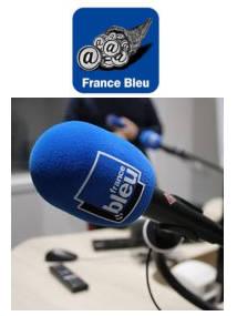 France Bleu - Les Accros du Peignoir - 02/2020