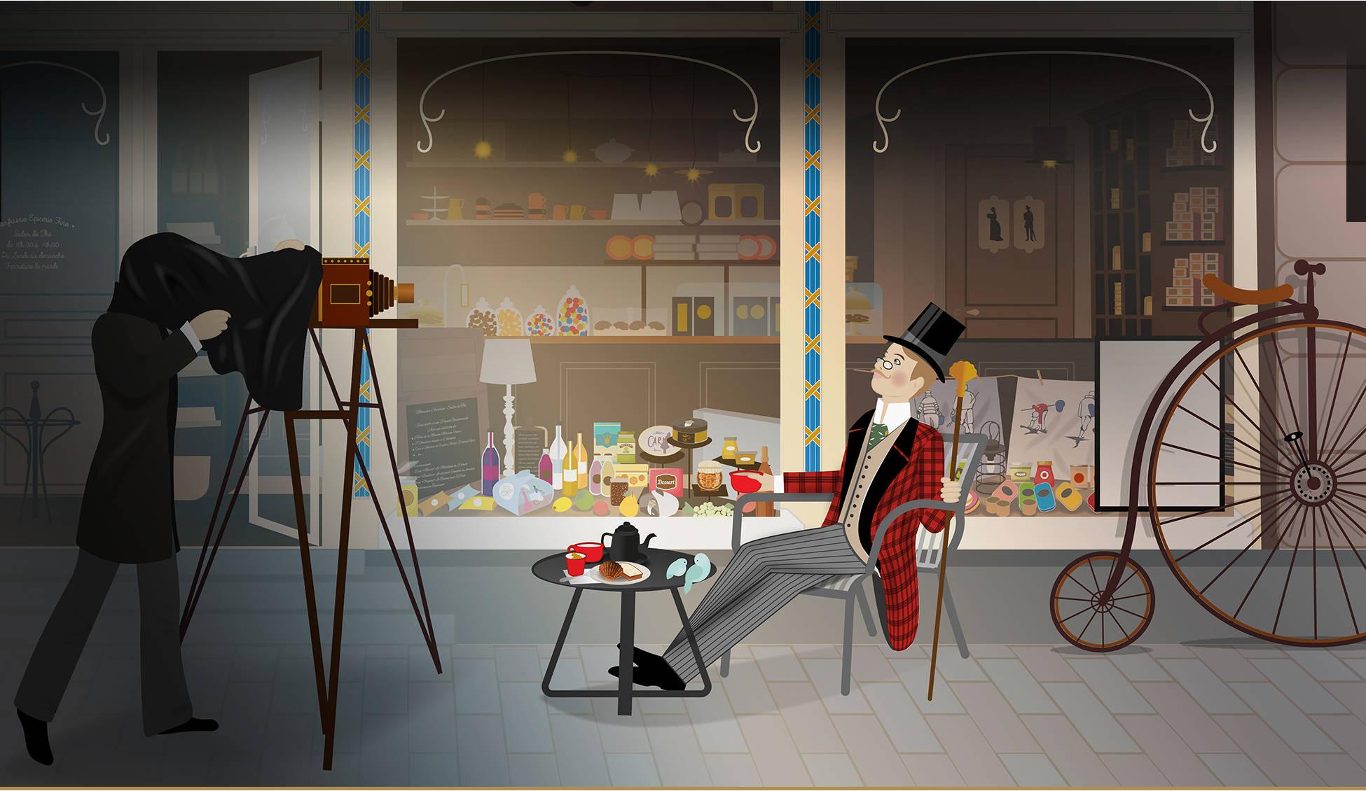La Galerie Photos et Illustrations de Monsieur Aurélien