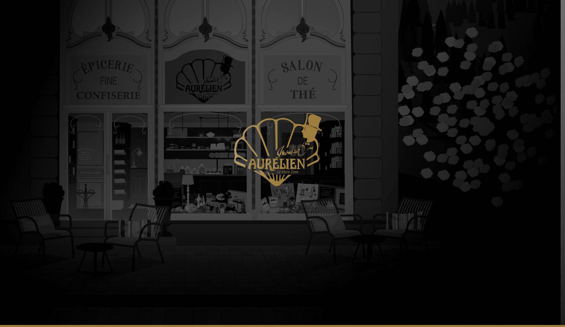 Confiserie - Salon de thé - Épicerie fine - Monsieur Aurélien