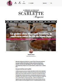 Scarlette Magazine - octobre 2020